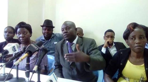 Jifunzeni kutokana na unyenyekevu wake Askofu Korir - Mwenyekiti wa mashirika yasiyo ya kiserikali awaambia viongozi