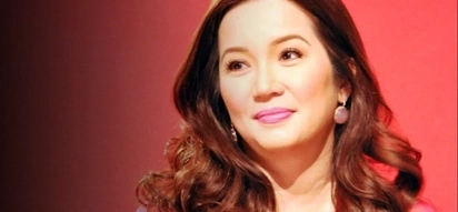 This is why you should stock food in your house, according to Kris Aquino