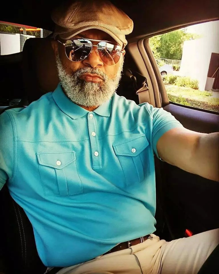 Meet Irvan Randle, the hottest old guy in the world