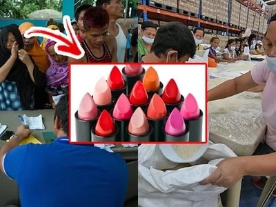 Lipstick nlang teh! A drive to acquire 5,000 lipsticks for Marawi to 'help volunteers feel beautiful' is driving netizens crazy!