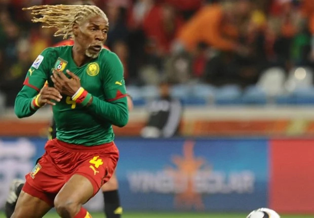 Cameroon legend Rigobert Song fighting for his life