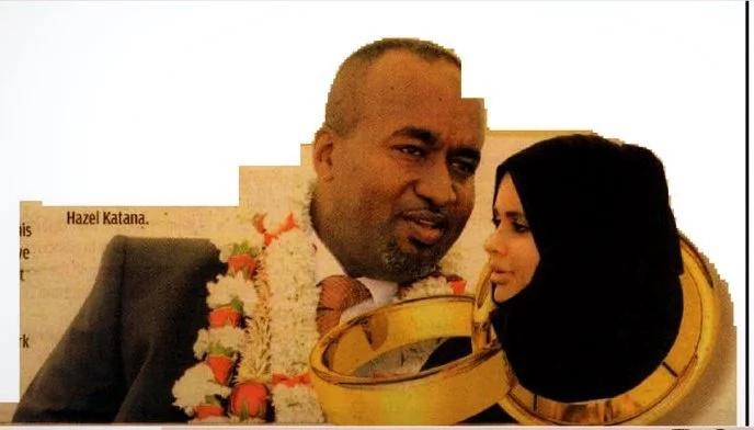 Hassan Joho wife
