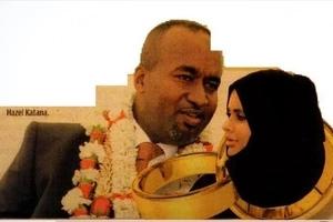 Huyu ndiye mke wa Gavana Hassan Joho-Picha