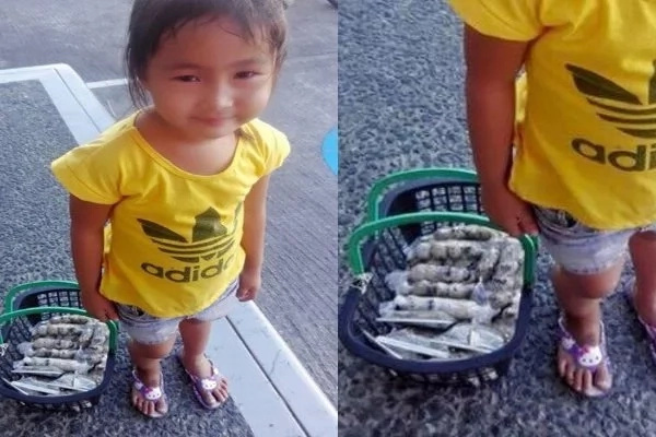 This Little Girl Is Working Hard At A Very Young Age. Get To Know Her Here.