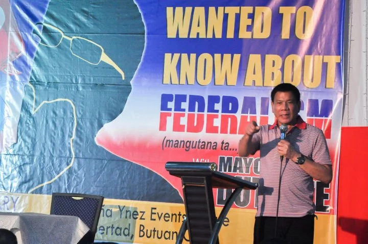 3 benefits of Duterte's federalism