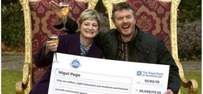 Ella lo dejó por otro hombre hace 10 años, y luego él ganó 69.884.886,24$ en la lotería. ¡Lee lo que ésta mujer decidió hacer!
