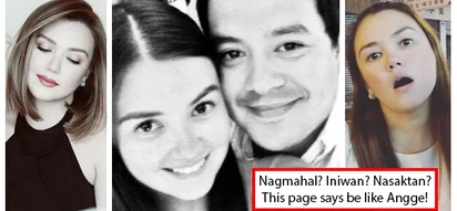 Be like Angge! Viral post lists three reasons why we should love like Angelica Panganiban
