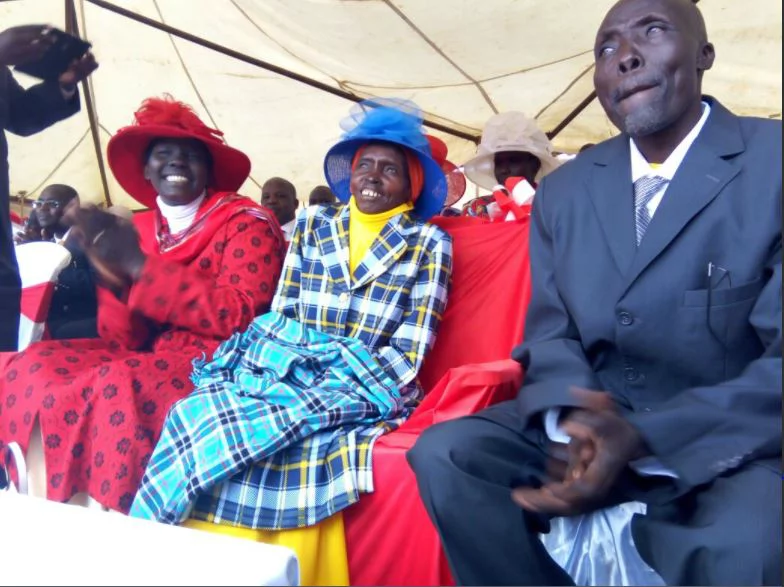 Hundreds troop to Pokot to see woman resurrected by Owuor (photos)