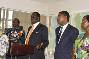 Has CORD already lost to Uhuru? Opposition picks sacked judge to help find new IEBC bosses