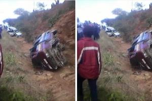Mwanasiasa wa ODM anusurika kifo huku wengine 12 wakiuguza majeraha mabaya(picha)