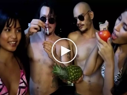 Bati na ata sila! Baron Geisler, Kiko Matos together in epic PAPP dance