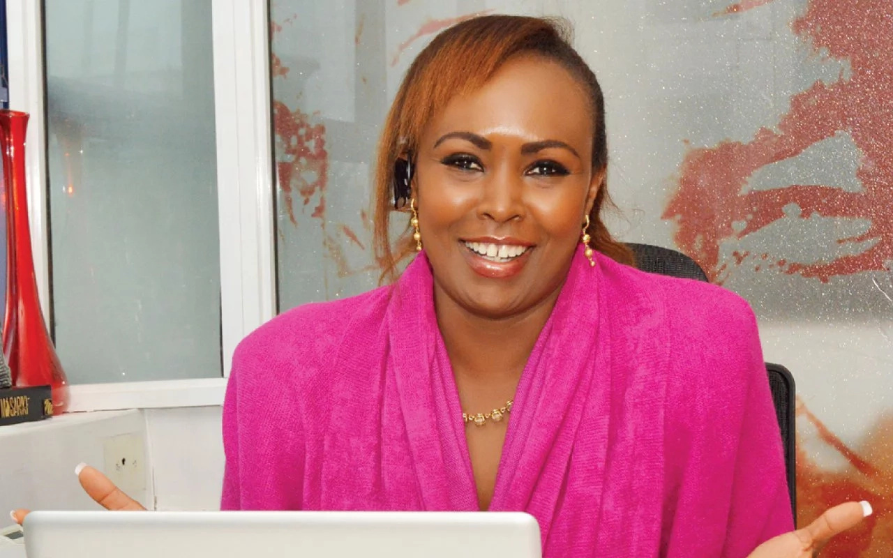 Journalist warms Caroline Mutoko's heart and this is how much she will spend on her
