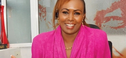 Sad! Caroline Mutoko sorrowful message to her sister who died in a bathroom