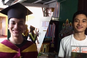 Hardworking son of a humble 'sapatero' from Cebu graduates summa cumlaude