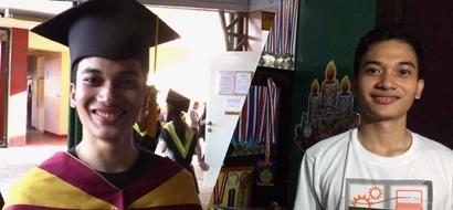 Hardworking son of a humble 'sapatero' from Cebu graduates summa cumlaude