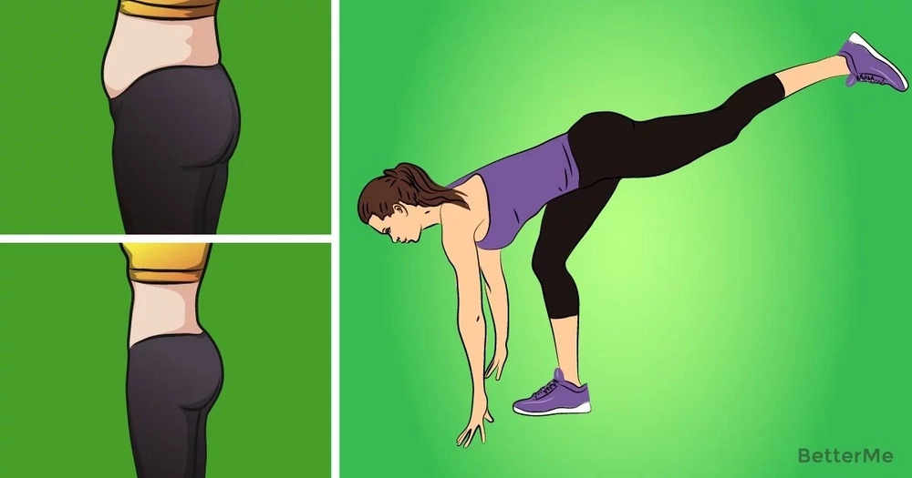 10 exercises for healthy hips