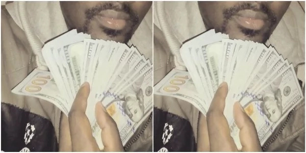 Exclusive photos of the man caught attempting to hack into Safaricom MPESA