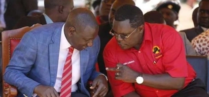 Senate Speaker Ken Lusaka talks on being DP Ruto's running-mate in 2022