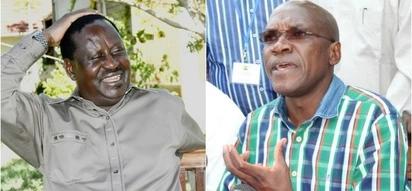 Seneta Khalwale ajipata pabaya kwa kutushia kumpachika mimba mamake mfuasi wake
