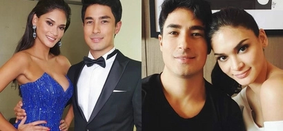Pia Wurtzbach, Marlon Stockinger online flirting will make you green with envy