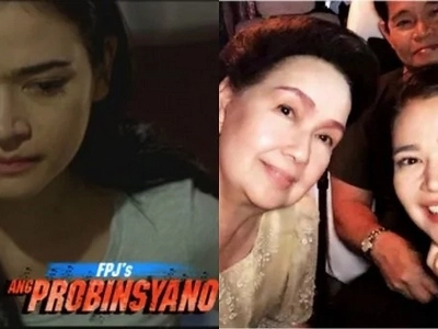 Did Bela Padilla say that she just missed being a part of 'Ang Probinsyano'?