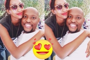 Photos of Janet Mbugua and her husband spending quality time together will hit you in the feels