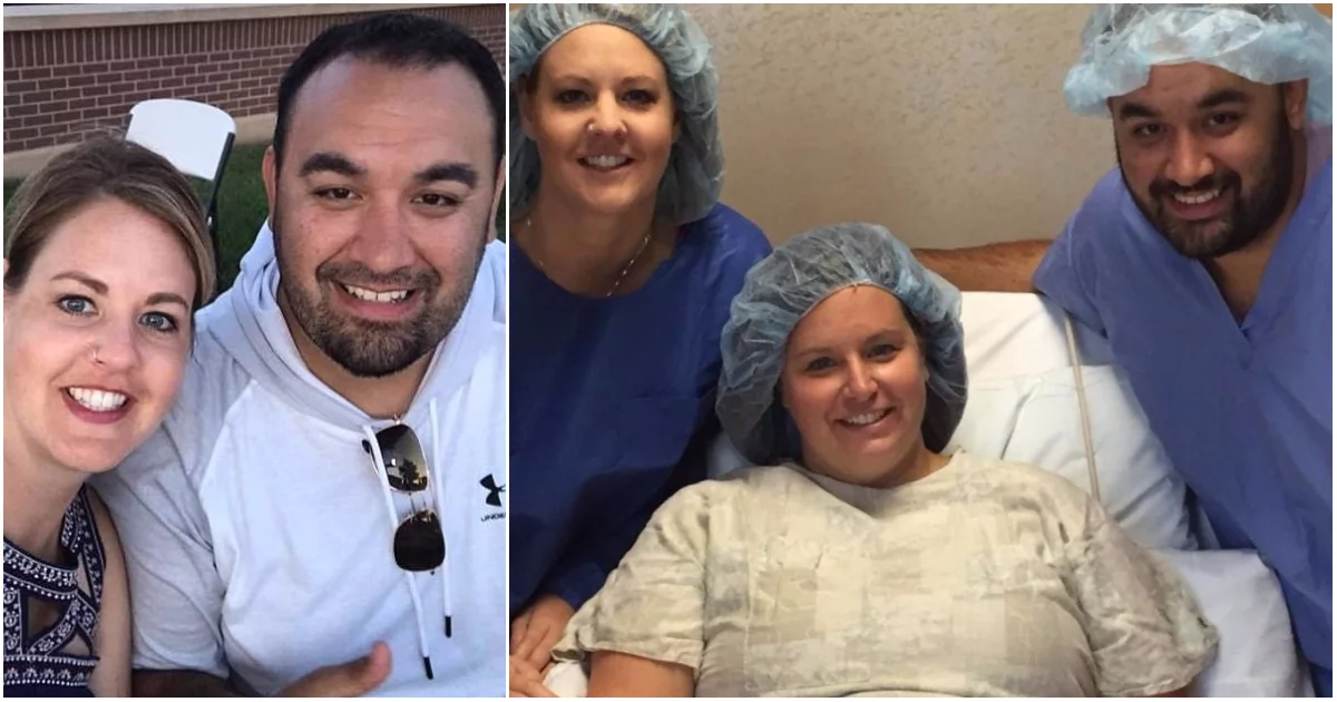 Couple set to be parents of 3 after 13 years of miscarriages and infertility (photos)
