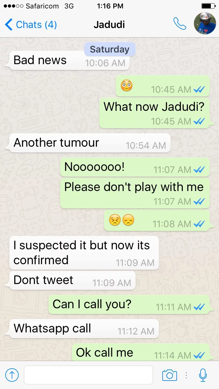 Jadudi scheduled for the 5th brain operation in India