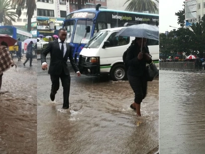 Weather man warns of even more devastating rains across the country