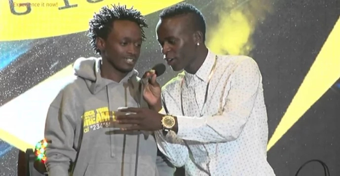 Here is why Kenyans are angry with Larry Madowo and Willy Paul