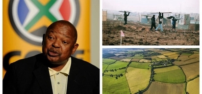 Lekota warns people will die because of land expropriation without compensation
