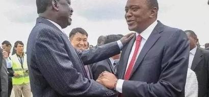 Urafiki kati ya dadake Raila na Uhuru ulikuwa mkubwa walipokuwa watoto wadogo