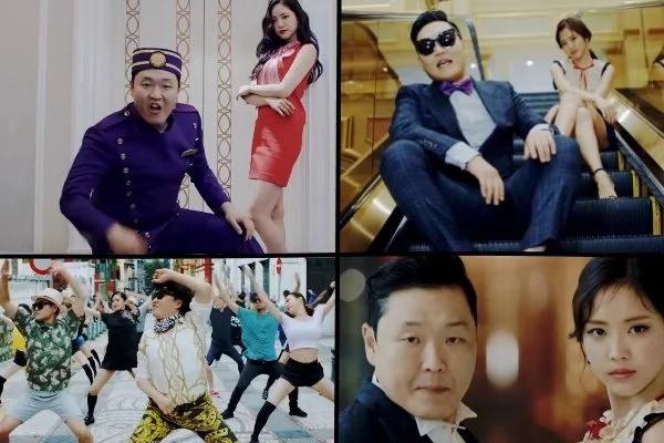 Psy Drops 2 New Singles 'New Face' and 'I LUV IT' Find Out Korean Stars Appear In The Music Videos