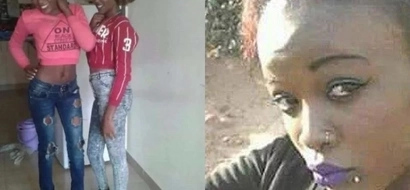 How police hunted and killed dangerous female thug and her boyfriend