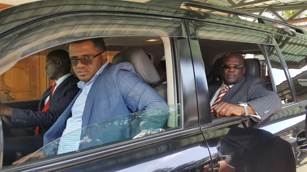 Police warn supporters of Johnstone Muthama