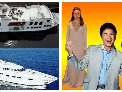 Nag-uumapaw ang kayamanan! Jaw-dropping celebrity-owned yachts that made headlines