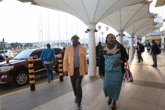 Raila aondoka nchini kwenda Afrika Kusini kuhudhuria mazishi ya Winnie Mandela