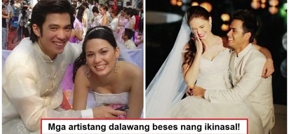 Dalawang beses kinasal! 7 Famous Filipino celebrities who have been married twice to different people