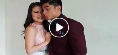 H'wag kang tumitig, marupok ako! Barbie Forteza openly flirts with Ivan Dorschner