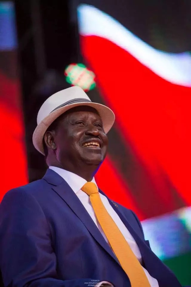Raila unveils plan to beat Uhuru in August 8