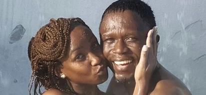 Amazing photo of Ababu Namwambas wife before the money