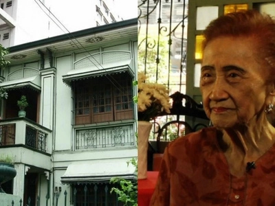 Netizen shares heartbreaking story about the old woman and the green house in Sampaloc Manila