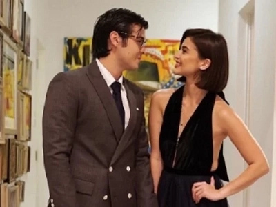 Stars send messages of congratulations to newly-engaged Anne Curtis and Erwan Heusaff