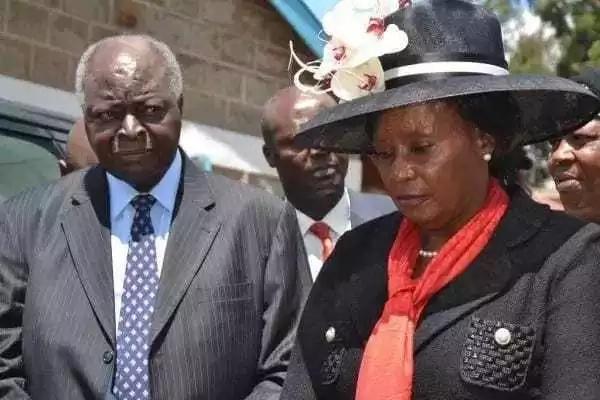 Aliyedai kuwa 'MKE' wa kando wa Kibabi azungumza kuhusu hatma yake kisiasa