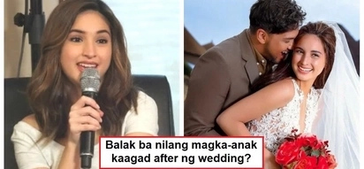 Handa na ba magka-anak? Coleen Garcia on whether she and Billy will have children right after getting married