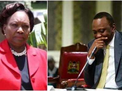 Chama cha Jubilee chamteua binamu wa Uhuru katika seneti kwa mara nyingine