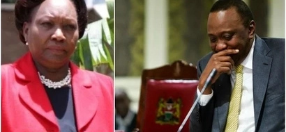 Uhuru Kenyatta's first cousin nominated by Jubilee to the Senate