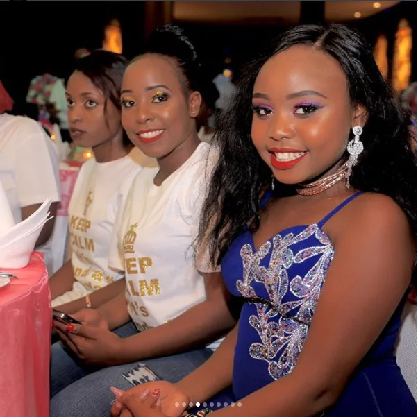 Sonko throws lavish birthday bash for his youngest daughter barely a week after Saumu's 24th birthday party