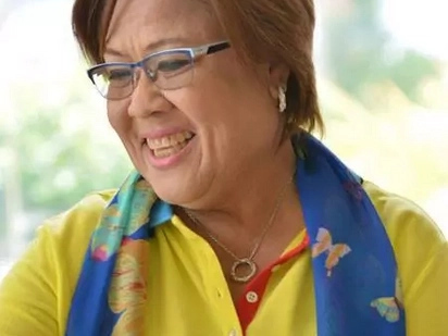 Up close and personal: Get to know Sen. Leila De Lima