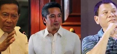 Remulla abandons Binay to pledge allegiance to Duterte